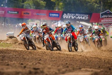 ama national motocross schedule ama national motocross chionship qualifier