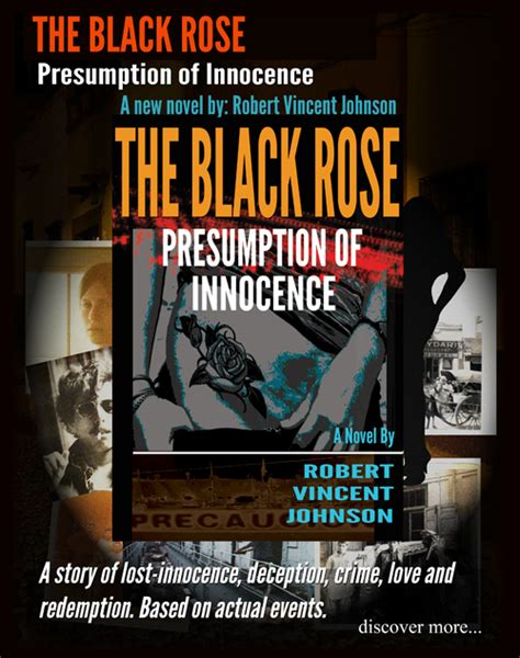 the innocents a bruno johnson thriller books the black presumption of innocence a true crime