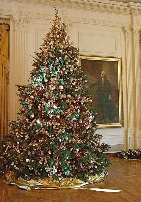 beautiful christmas tree in t the white house office photo glassdoor