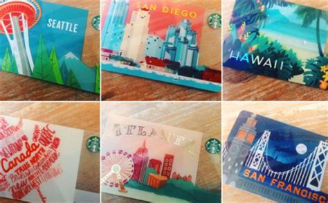 Starbucks Card Usa Nyc starbucks pays homage to the u s with a series of namesake city cards popsop