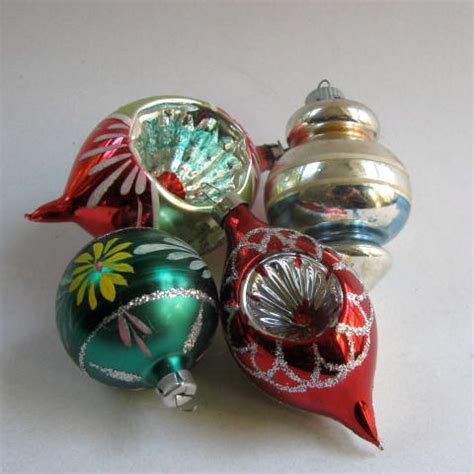 vintage christmas ornaments vintage christmas ornaments glass balls 1950 s hand