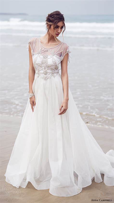 Annas Bridal | anna cbell wedding dresses spirit bridal collection
