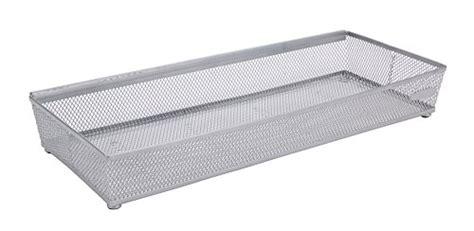 15 inch drawer organizer rubbermaid fg1f8100titnm interlock wire mesh drawer