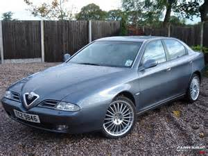 alfa romeo 166 alfa tuning johnywheels
