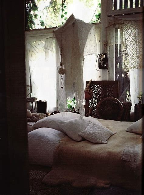White Bohemian Bedroom Decor by Thatbohemiangirl My Bohemian Home Bedrooms And Guest Rooms