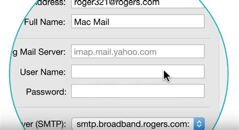 yahoo email not updating on iphone how to update rogers yahoo email settings in mac mail