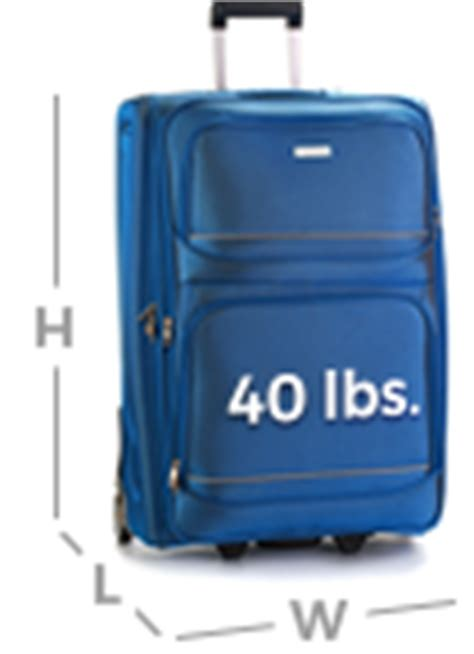 checked and carry on bag information allegiant air