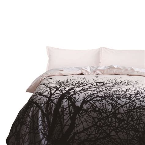 forest bedding winter tree bedding urban barn dreamy home must haves pinterest