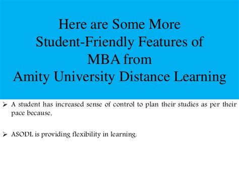 Mba In Retail Management Distance Learning by Amity Distance Mba In Petroleum And Gas Management