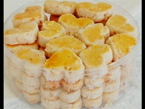 membuat kue kering mudah resep mudah membuat kue kering kacang youtube