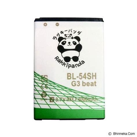 Handphone Lg G3 Beat jual rakkipanda battery for lg g3 beat 4000mah murah bhinneka