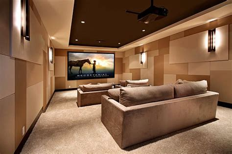 home room decor 9 awesome media rooms designs decorating ideas for a