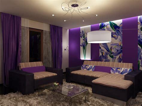 purple living room ideas www galleryhip com the purple living room design dark brown hairs