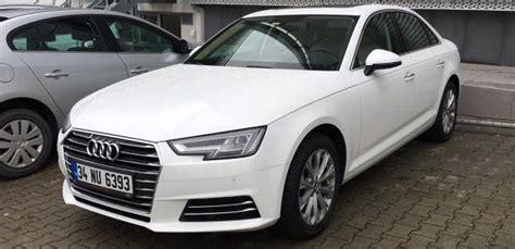 Audi A4 Aldi by Yeni Audi A4 Showroomlardaki Yerini Ald