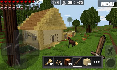 WorldCraft : 3D Build & Craft ? Applications Android sur