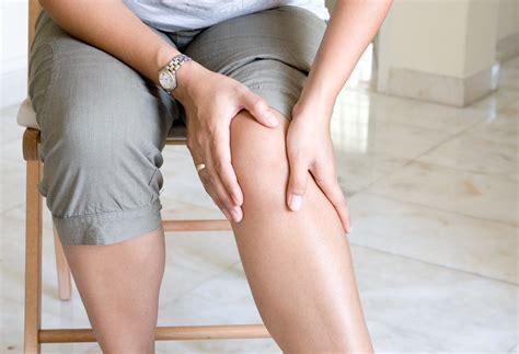 hurt leg knee