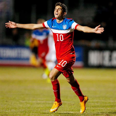 christian pulisic usa team ambitious christian pulisic eager to prove himself at