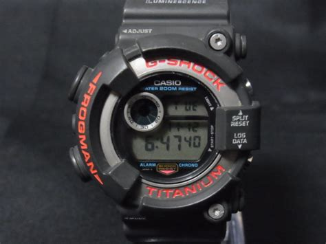 Casio G Shock Dw 8200 Bm casio g shock dw 8200 frogman titanium custom gray vintage
