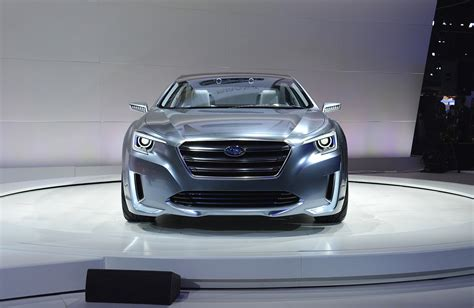 subaru legacy concept 2013 subaru legacy concept gallery supercars