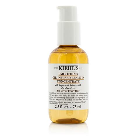 Kiehls Smoothing Infused kiehl s smoothing infused leave in concentrate for