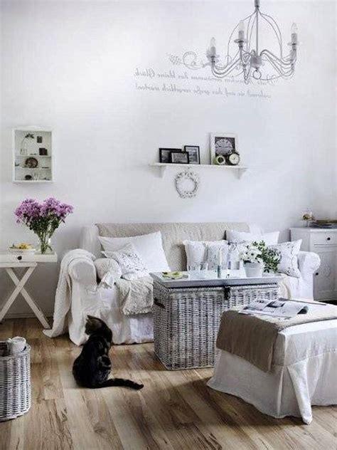 Shabby Chic Living Room : Living Room Design in Living