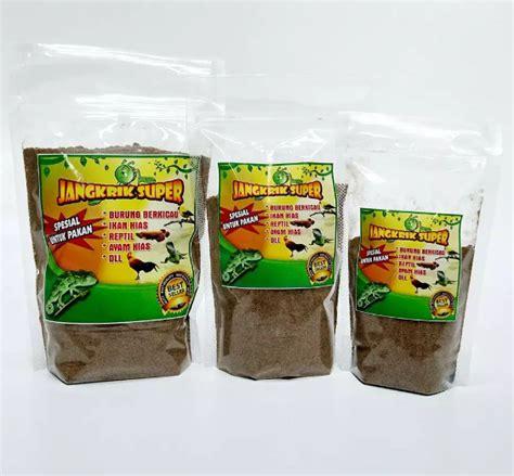 Harga Pakan Burung Jangkrik tepung jangkrik pakan burung murah dan murni dari jangkrik