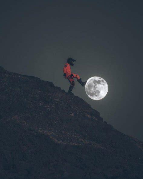 Walking To The Moon walking on the moon aaron brimhall