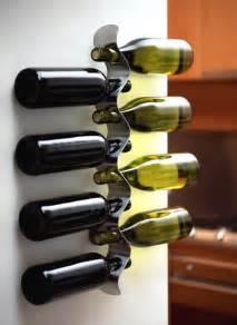 A Wine Rack by 5 Clever Stylish Ways To Utilize Wine Racks
