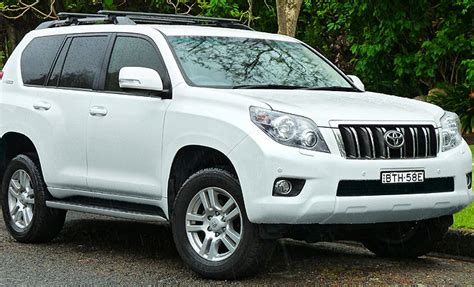 Toyota Motors In India Toyota Launches New Land Cruiser Prado At Rs 84 9 Lakh