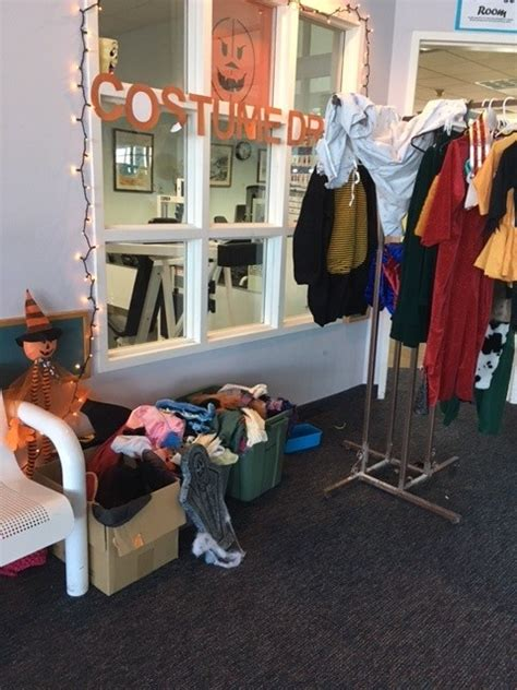 California Costume Closet by Eureka Costume Drive Aims To Help Local News