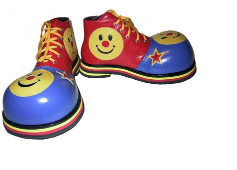 clown slippers madhatter magic shop clown shoes professional model 23