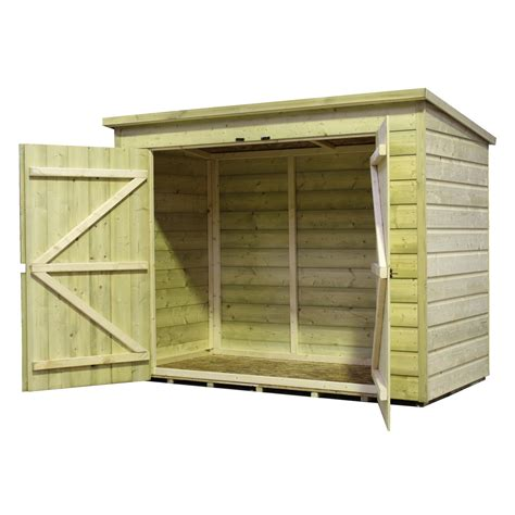 Bike Shed Reviews by Empire Sheds Ltd 7 X 3 Wooden Bike Shed Reviews