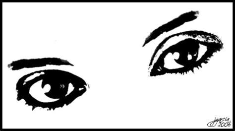 imagenes de ojos animados para colorear ojitos para colorear imagui