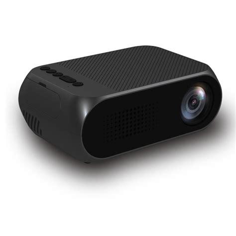 Jg348 Mini Projector Vga Hdmi Av Tv New portable mini led projector 400 600 lumens lcd projector hdmi vga av tv home theatre