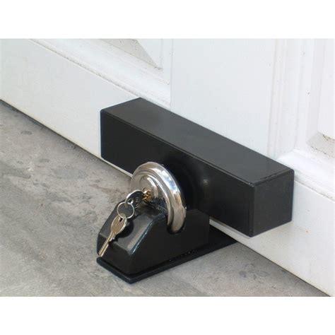 garage door defender padlock garage door defender
