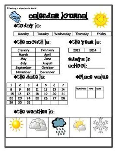 Bd Of Ed Calendar 17 Best Ideas About Calendar Skills On