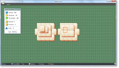 layout editor photo mahjong suite layout editor screenshot