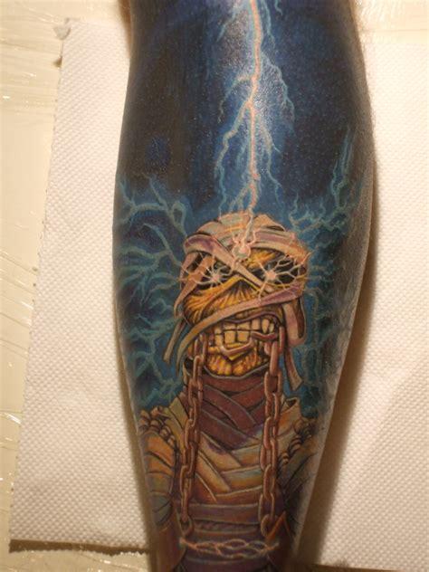 tattoo with hot iron megapost tatuajes de iron maiden taringa