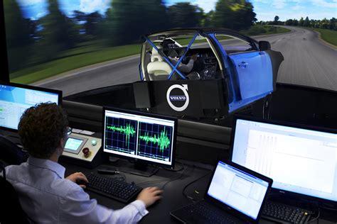 motion simulation room unique brand new entertainment vi grade s dim driving simulator at volvo car group barco