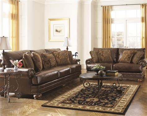 ashley furniture leather sofa set cheap ashley furniture leather sofa sets in glendale ca
