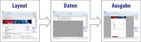 layout xml variable druck und pdf export von berichten etiketten mit odbc xml