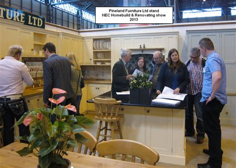 kitchens pineland furniture ltd national homebuilding renovating show 2014 pineland