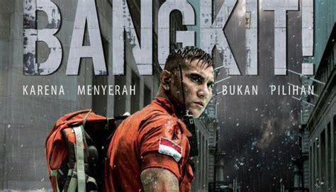 film bertema balap mobil banjir gempa dan gedung di jakarta hancur lebur di foto