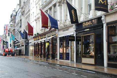 Of Shops by Top Shopping Streets Lond0nlovers