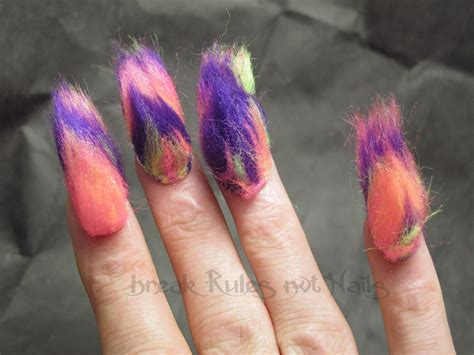 Fingernagel Kunst by Fluffy Nail Not Nails