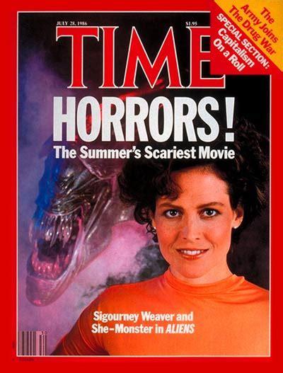 magazine archive time magazine cover sigourney weaver july 28 1986