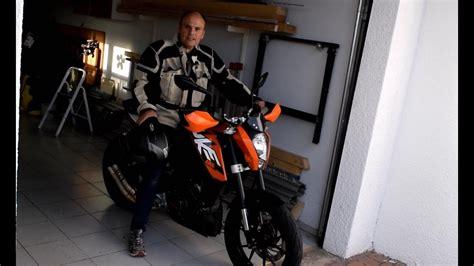 Motorrad Gabel Dichtung Wechseln by Ktm 125 Duke Dichtung An Der Gabel Wechseln Mechaniker24