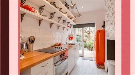 ideas  decorar cocinas pequenas diseno de interiores