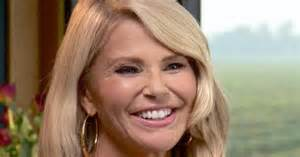 christie brinkley the sparkling christie brinkley cbs news