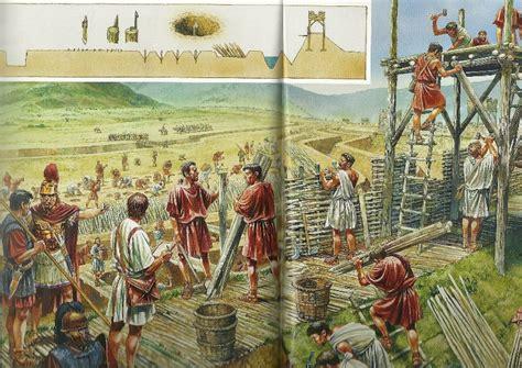siege alesia 52 bc